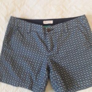 Merona print shorts size 2